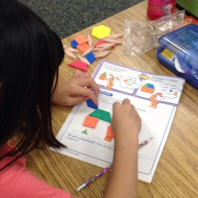 Scholars use shapes to understand complex math problems.