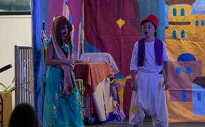 "Faylane's Production of ""Aladdin"" Was a Hit - article thumnail image"