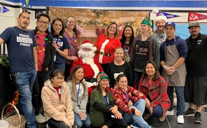 Dinner with Santa at Faylane Elementary - article thumnail image