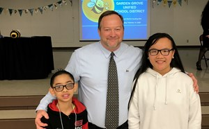 Faylane Spelling Bee Champions - article thumnail image